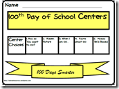 hundredthdayofschool