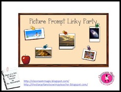 writing prompt linky party