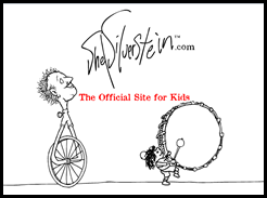 Shel Silverstein Website - Raki's Rad Resources Reccomends